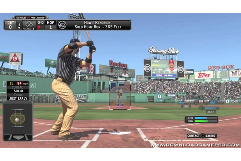 MLB 15 The Show - Download game PS3 RPCS3 PC free