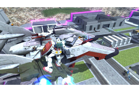 Free-to-play Gundam Battle Operation Next announced for ...