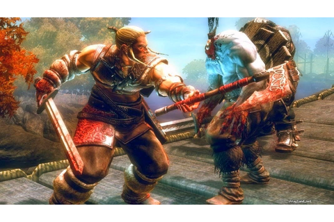 Viking: Battle for Asgard - PC FULL CRACK [FREE DOWNLOAD ...