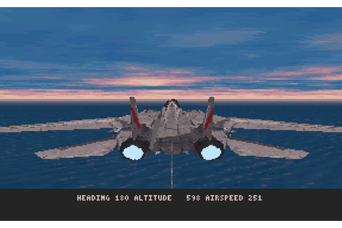 Fleet Defender: The F-14 Tomcat Simulation on Steam - PC ...