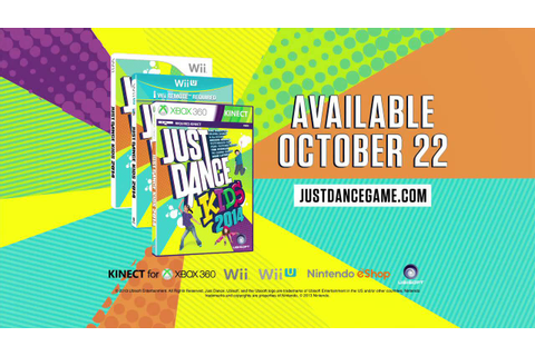 Just Dance Kids 2014 - Gameplay Footage - YouTube