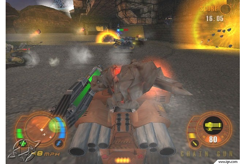 Motor Mayhem Screenshots, Pictures, Wallpapers ...