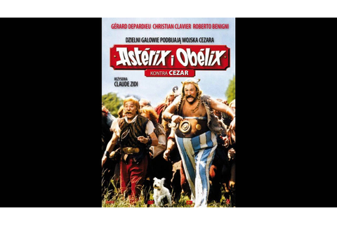 Asterix et Obelix Contre Cesar Soundtrack - Obelix - YouTube