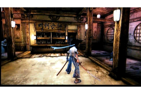 15 min z Afro Samurai - PS3 Gameplay by maxim - YouTube