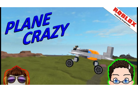 Roblox - Plane Crazy - Tutorial - YouTube