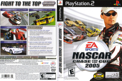 NASCAR 2005: Chase for the Cup | Auto Racing Video Games Wiki | Fandom ...