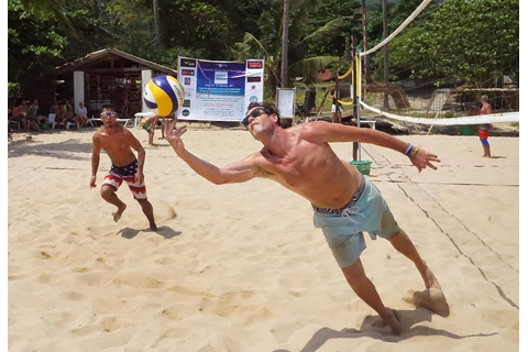 New Beach Volleyball Tourney on Samui… Sensational ...