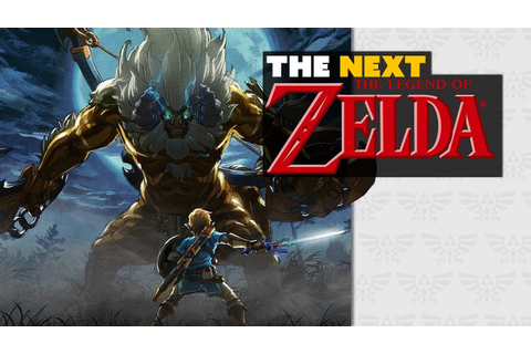 The NEXT Legend of Zelda - The Know Game News - YouTube