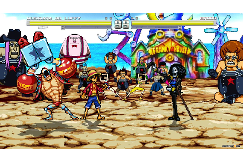 One Piece The New Era - Download - DBZGames.org