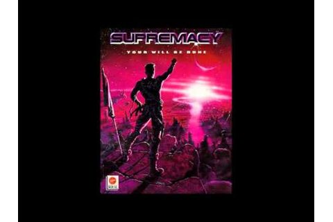 Supremacy : Your Will Be Done (Jeu Amiga) - Images, vidéos ...