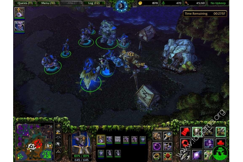 Warcraft III: The Frozen Throne - Tai game | Download game ...