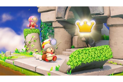 Captain Toad: Treasure Tracker | Nintendo Switch | Games ...