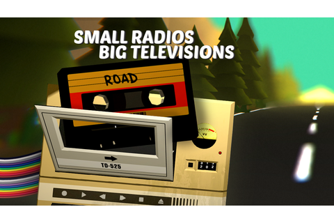 Small Radios Big Televisions Game | PS4 - PlayStation