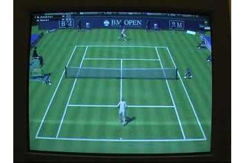 Dream Match Tennis Pro (PC) Gameplay Video 2 - YouTube