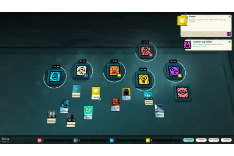 Thoughts: Cultist Simulator | The Scientific Gamer