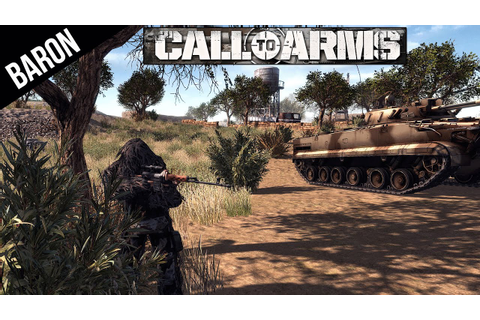 Men of War Assault Squad Modern Warfare! - Call To Arms ...