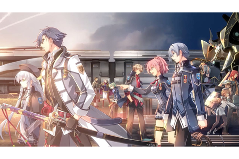 The Legend of Heroes: Trails of Cold Steel 3 English ...