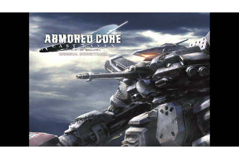 Armored Core Last Raven Original Soundtrack #10: The Game ...