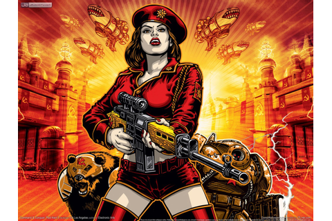 Command and conquer alerte rouge 3 free pc game download ...