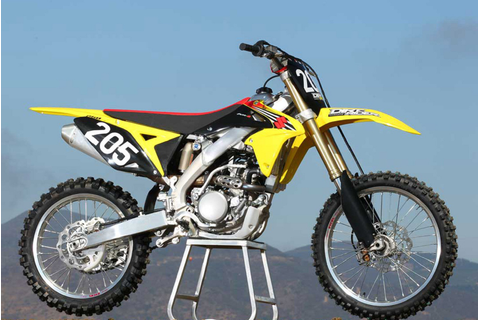 2012 Suzuki RM-Z250 Gallery 431661 | Top Speed
