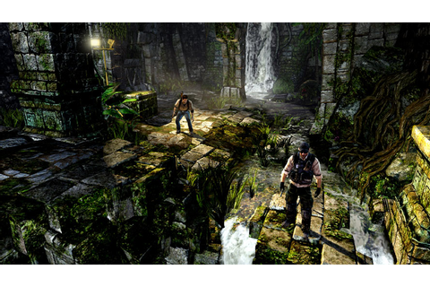 Amazon.com: Uncharted: Golden Abyss - PlayStation Vita ...