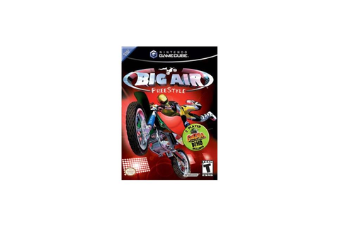 Jeux Vidéo Big Air Freestyle Game Cube d'occasion
