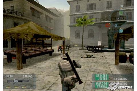 SOCOM 2: U.S. Navy SEALs Screenshots, Pictures, Wallpapers ...
