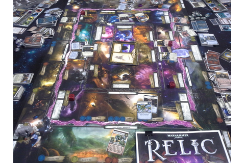 The Care and Feeding of Nerds: Game Review: Relic