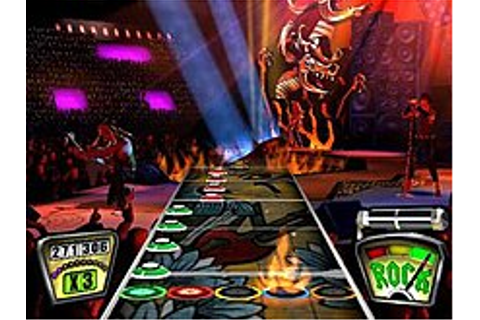 Guitar Hero (video game) - Wikipedia