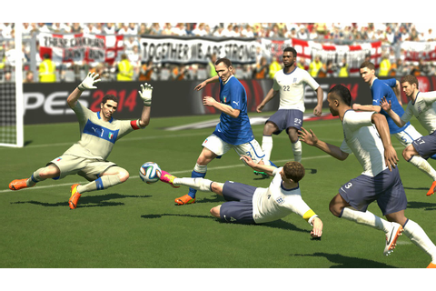 Pro Evolution Soccer 2014 Download Game For PC | filesneedy