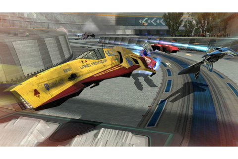 CGRundertow WIPEOUT HD for PlayStation 3 Video Game Review ...
