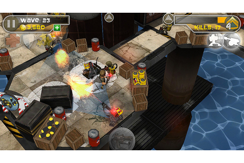 'Total Recoil' coming to PS Vita next month - Gaming News ...