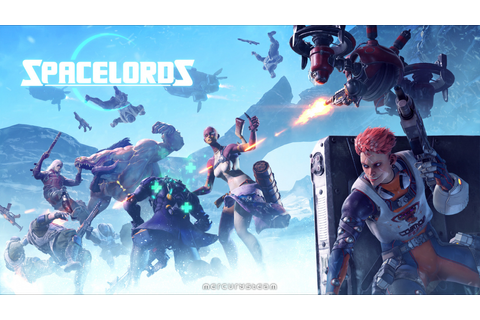 Countdown to Spacelords Identity | Spacelords