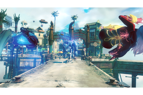 Gravity Rush 2 is still real, and it's spectacular looking
