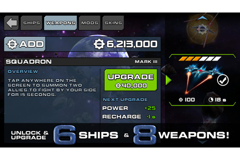 ARC Squadron: Redux APK Download - Free Arcade GAME for ...