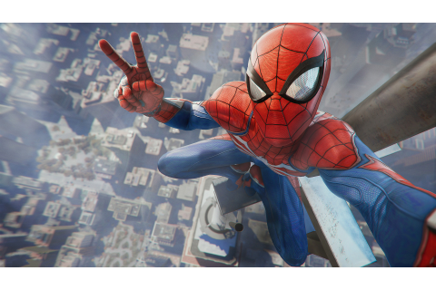 Spider Man Game PlayStation 4 2018 4K Wallpapers | HD ...