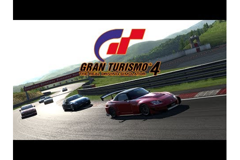 Gran Turismo 4 Live | Top Game (2004) 700 SUB For ...