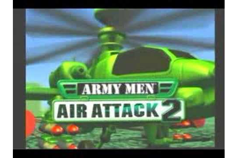 Army Men: Air Attack 2 Playstation - YouTube