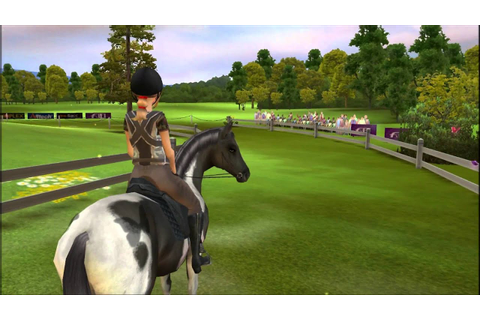 My horse and me 2 - YouTube