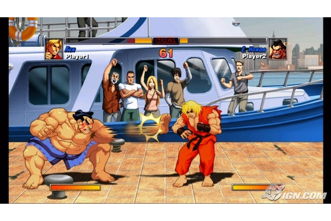 How to Play - Super Street Fighter II Turbo HD Remix Wiki ...