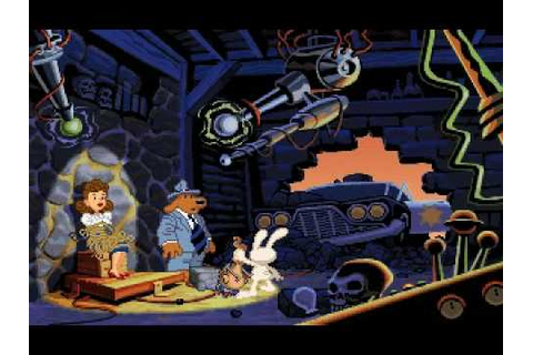 Sam & Max: Hit the Road - Intro - YouTube