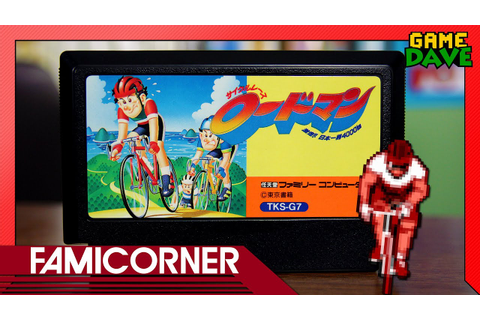 Cycle Race: Road Man - FamiCorner Ep 11 | Game Dave - YouTube