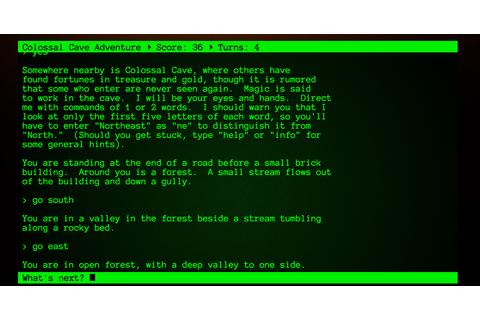 Handheld text-based adventure gaming with Quest Smith ...