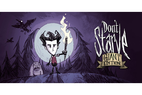 Don't Starve: Giant Edition | Wii U download software ...