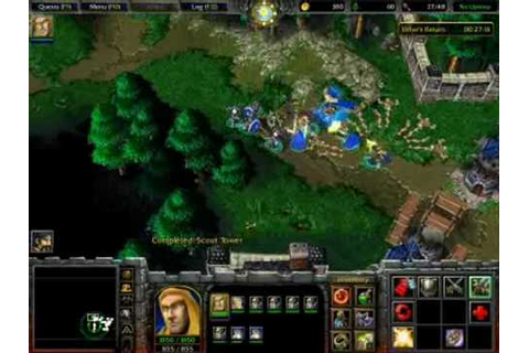Warcraft 3: Reign of Chaos (PC) Game Review - YouTube
