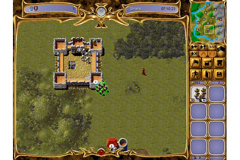Abandonware Games / Warlords Iii Reign Of Heroes