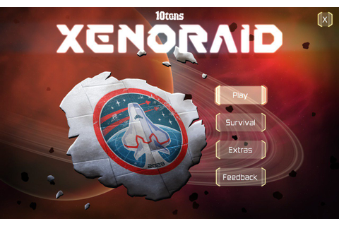 Xenoraid Review for PC - Gaming Cypher