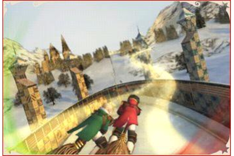 TWWN | Harry Potter: Entertainment: Quidditch World Cup