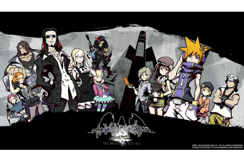 The World Ends With You: Final Remix has hit the Shelves ...