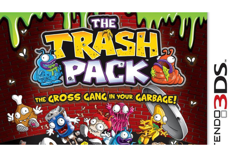 CGRundertow THE TRASH PACK for Nintendo 3DS Video Game ...